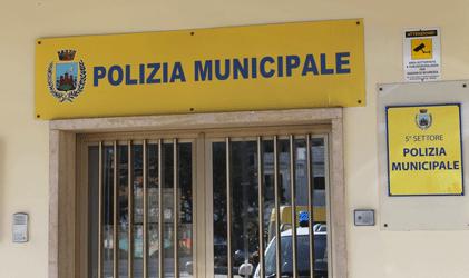 comando vigili urbani polizia locale municipale oria