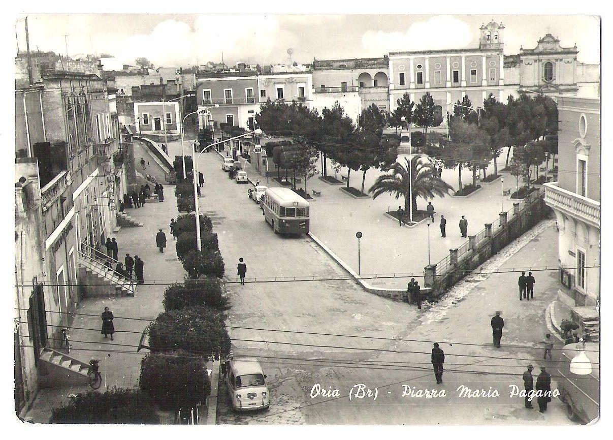 Oria foto antiche piazza lorch for Immagini di case antiche