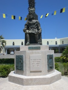 Il monumento a Federico II