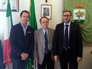 Angelo Di Noi, Lorenzo Vasanelli, Maurizio Bruno