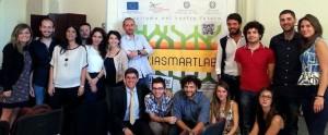 Il gruppo di Puglia Smart Lab