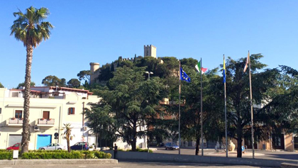 castello oria municipio