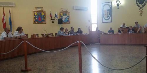 Consiglio comunale oria new