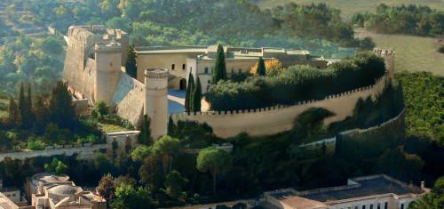 Il castello di Oria