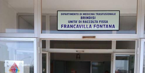 ospedale francavilla centro trasfusionale avis