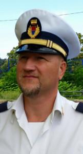 Il comandante della polizia locale di Oria, dottor Antonio Morelli