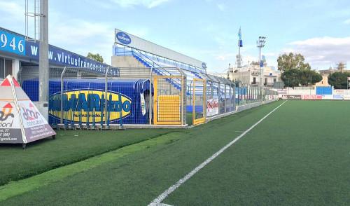Stadio giovanni paolo ii francavilla 1 for Magri arreda francavilla fontana