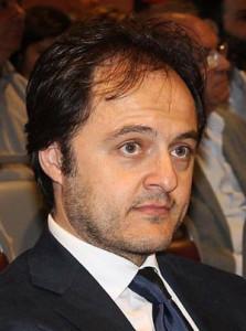 L'assessore Luigi Galiano