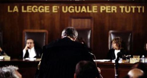 udienza sentenza giudice avvocato