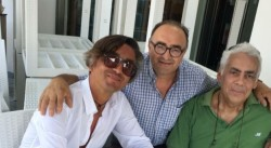 Antonio Andrisano, Pino Destradis ed Ermanno Vitto