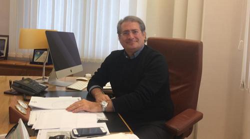Massimo Ferrarese, leader di Noi Centro
