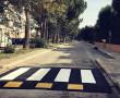 dossi attraversamenti pedonali quartiere san lorenzo 4