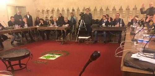consiglio comunale francavilla