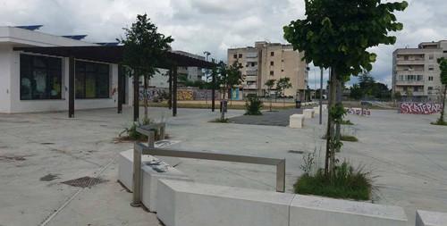 skate park viale abbadessa quartiere san lorenzo francavilla