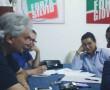 Una recente riunione dei forzisti: Bungaro, Caforio, Milone, Andrisano