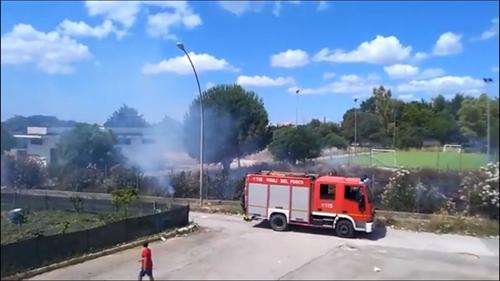 vigili del fuoco quartiere san lorenzo 2