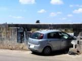incidente muretto ferrovia latiano