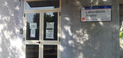 laboratorio analisi ospedale francavilla camberlingo