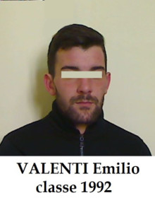 VALENTI Emilio, classe 1992
