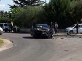 incidente strada san michele 1