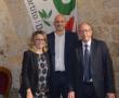 Da sinistra: Maria Rizzo, Fabio Zecchino e Giovanni Carlucci