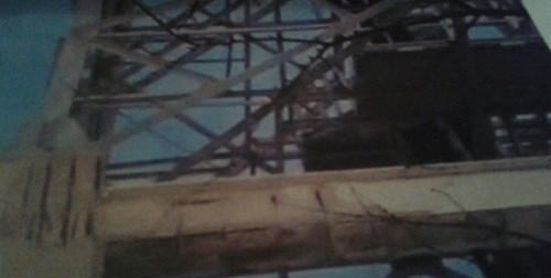 traliccio antenna telecom via toti 1