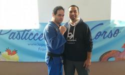 Giuseppe Milone e Adamo Pascale