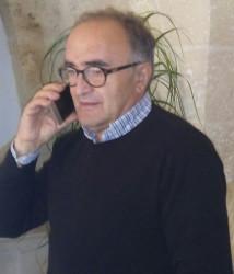 Il coordinatore seniores Pino De Stradis