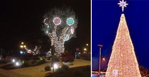 albero di natale borgo croce francavilla