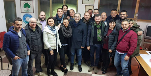 Francavilla Fontana per Maurizio Bruno sindaco