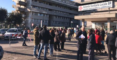 nefrologia camberlingo protesta manifestazione 5