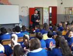 Ceglie M.ca - Incontro Carabinieri - Scuola (2)