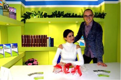 Laura Faggiano e Adriano Cicerone