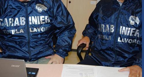 carabinieri nil nucleo ispettorato del lavoro