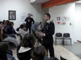 San Pietro Vernotico. Carabinieri incontrano studenti