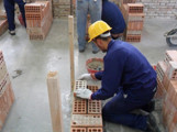 operatore edile muratore