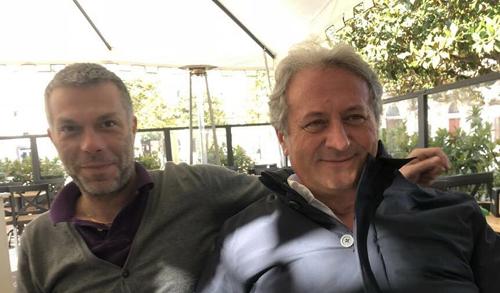 Paolo Taurino e Pietro Iurlaro